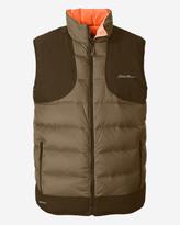 Eddie Bauer Men's Downlight® Reversible Field Vest