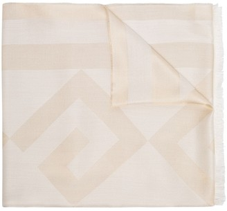 Givenchy G monogram jacquard scarf