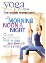 Jason Yoga Journal: Yoga for Morning, Noon and Night With Crandell
