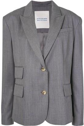 Walk of Shame Oversized Suit Jacket
