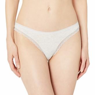 OnGossamer Women's Cabana Cotton Hip-G Thong Panty