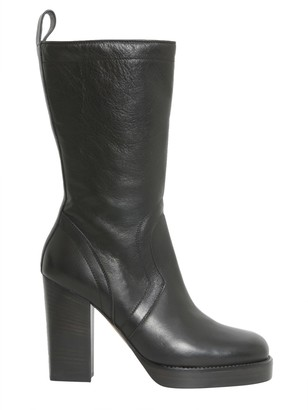 Rick Owens Creeper Chunky Boots