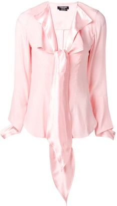 Calvin Klein Pussy Bow Blouse