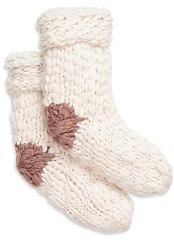 Eberjey Knit Slipper Socks