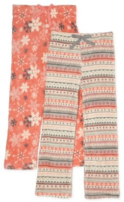 dELiA*s Girls Pajama Pants Set, 2-Pack, Sizes 4-16