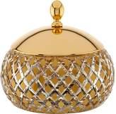 Zodiac Crystal Cotton Bud Jar