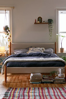 Urban Outfitters Huxley Upholstered Bed
