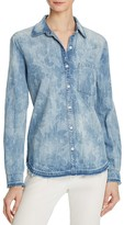 Joe's Jeans Rosalin Chambray Shirt