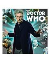 Doctor Who 2018 Classic Edition Calendar
