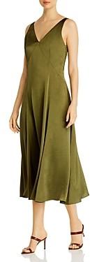 Elie Tahari Olive Midi Dress