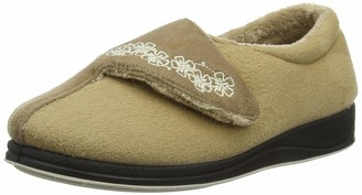 Padders Women's Hug Low-Top Slippers