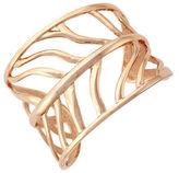 Vince Camuto Open Leaf Motif Bracelet