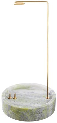 Bloc Studios N.3 Jade Marble Posture Vase