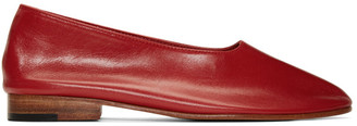 Martiniano Red Glove Loafers