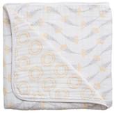 Bebe Au Lait Snuggle Blanket, Wildflower/Halo