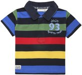 Jo-Jo JoJo Maman Bebe Rugby Shirt (Baby)-Multicolor-6-12 Months