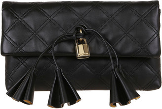 Marc Jacobs The Leather Clutch