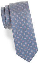 Cole Haan Circle Print Silk Tie