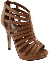 'Nusance' Caged Sandal