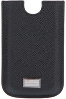Dolce & Gabbana Blackberry case - men - Leather - One Size
