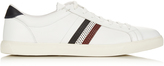 Moncler Low-top leather trainers