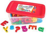 Educational Insights Jumbo Alphamagnets & Mathmagnets Set