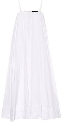 Simone Rocha Cotton midi dress