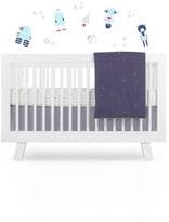 Babyletto 'Galaxy' Crib Sheet, Crib Skirt, Stroller Blanket & Wall Decals