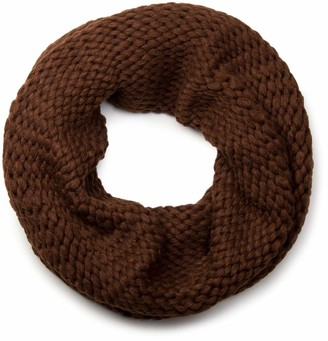 styleBREAKER soft garter stitch knit tube scarf snood knit scarf unisex 01018131