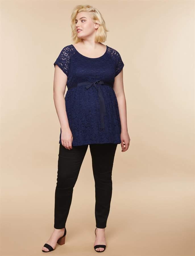 1a96ddd84b Maternity Check Pants - ShopStyle