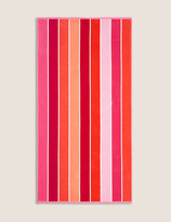 Marks and Spencer Striped Sand Resist Beach Towel