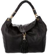 Michael Kors Tassel-Accented Shoulder Bag