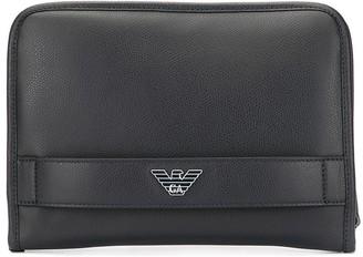 Emporio Armani Hand Strap Wallet