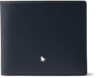 Montblanc Leather Billfold Wallet
