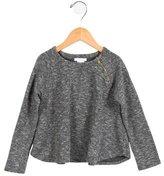 Chloé Girls' Long Sleeve Knit Top