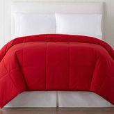 JCPenney Cottonloft Cotton Filled Medium Warmth Down-Alternative Comforter