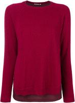 Blugirl crew neck sweater