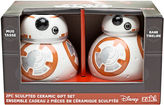 Star Wars Disney BB-8 Sculpted Bank and Mug Set