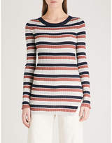 Apiece Apart Second Skin cotton-blend jumper