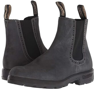 Blundstone BL1630 (Rustic Black) Women's Boots