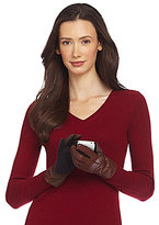 URBAN RESEARCH Exposed Seam Gloves