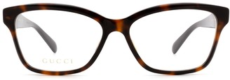Gucci Gg0798o Havana Glasses