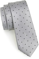 The Tie Bar Men's Woven Silk Tie