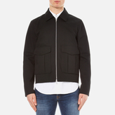 Rag & Bone Men's Eddie Zipped Jacket Black