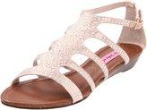 Betsey Johnson Women's Cristals Sandal