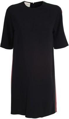 Gucci black tunic dress,
