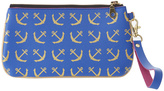 Top It Off Anchor Wristlet