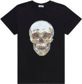 Gold Skull Tee