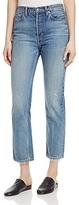 Vince Vintage Straight-Leg Jeans
