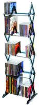 Atlantic Mitsu 5 Tier Multimedia Storage Rack